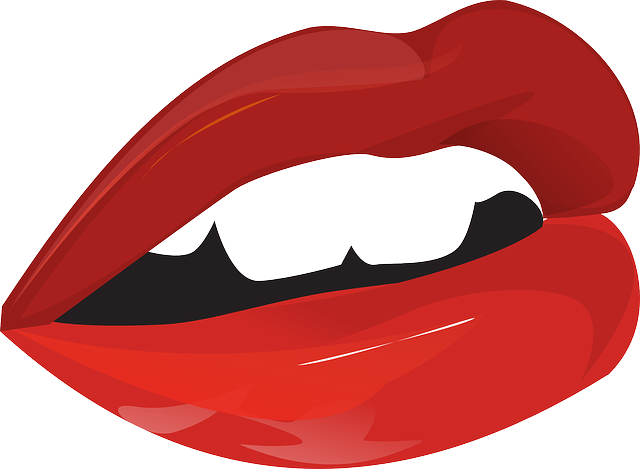 Lips, Sexy, Mouth, Kiss, Passion, Teeth, Gloss