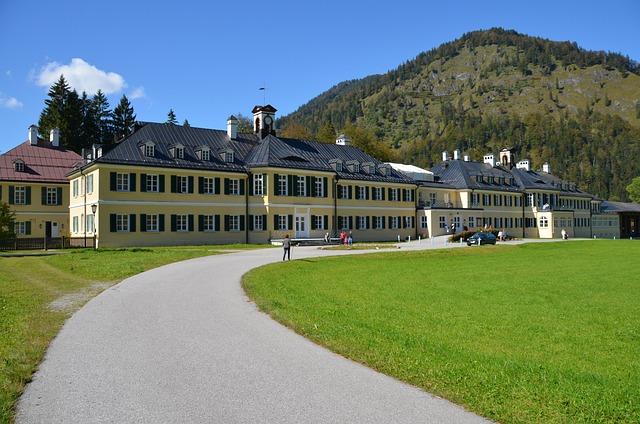 Bavaria, Wildbad Kreuth, Tegernsee, Landscape, Holiday