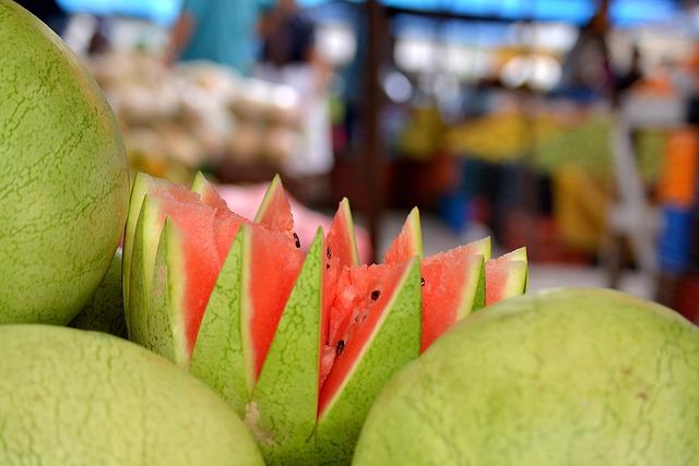 Watermelon, Tegucigalpa, Honduras