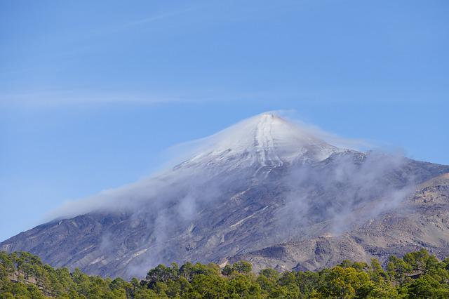 Mountain, Nature, Teide