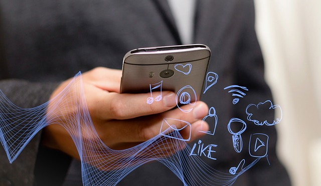 Telephone, Social, Mobile, Www