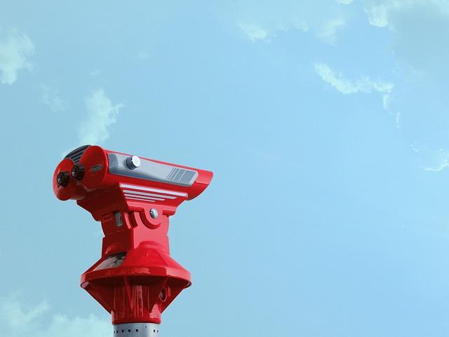 Binocular, Sky, Telescope, Looking, Vision, Travel