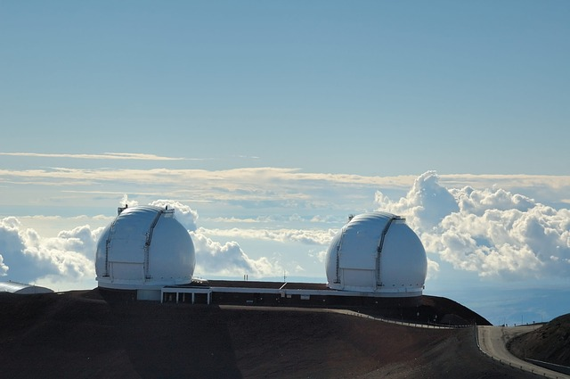 Mauna Kea, Hawaii, Summit, Telescope, Telescopes, Keck