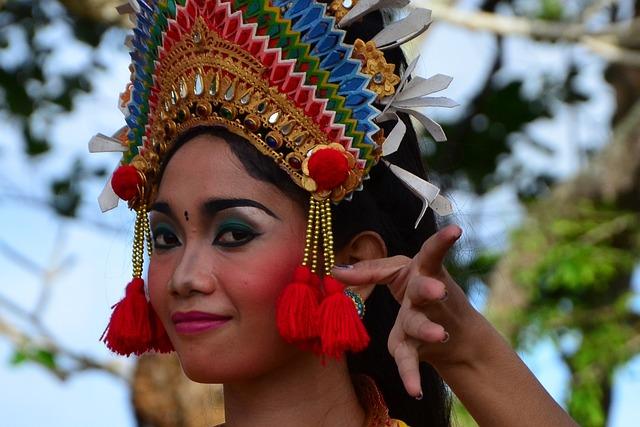 Bali, Dance, Indonesia, Temple