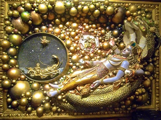 Krishna, Temple, Fridhemsplan, Stockholm