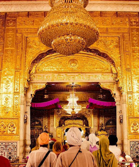 Sikh, Sikhism, India, Temple, Religion, Gurdwara
