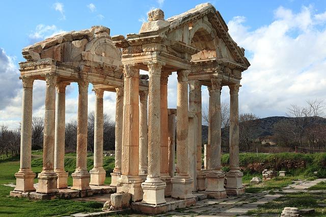 Rome, Hellenic, Mythology, Turkey, Temple, Ancient