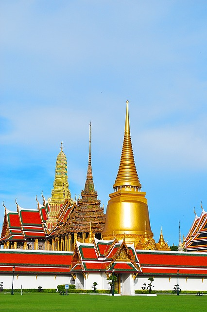 Measure, Temple Of The Emerald Buddha