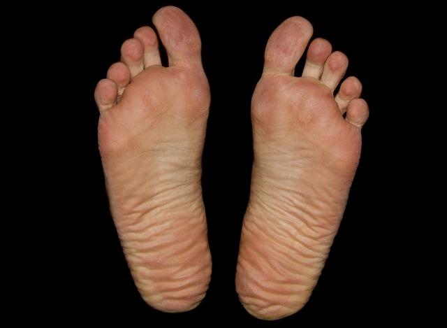 Feet, Foot, Sole, Ten
