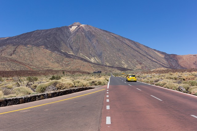 Teide, Vulcan, National Park, Tenerife, Lunar Landscape