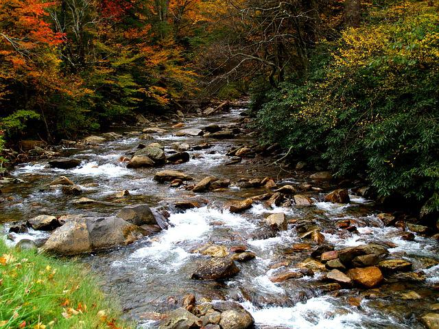 Scenic, Great Smoky Mountains, Tennessee, Smokies, Park