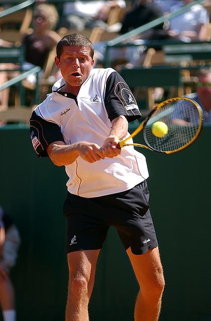 Tennis, Player, Game, Racket, Court, Play, Ball, Sport