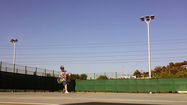 Tennis, Lim Jae Hoon, Suncheon, Palma Gymnasium