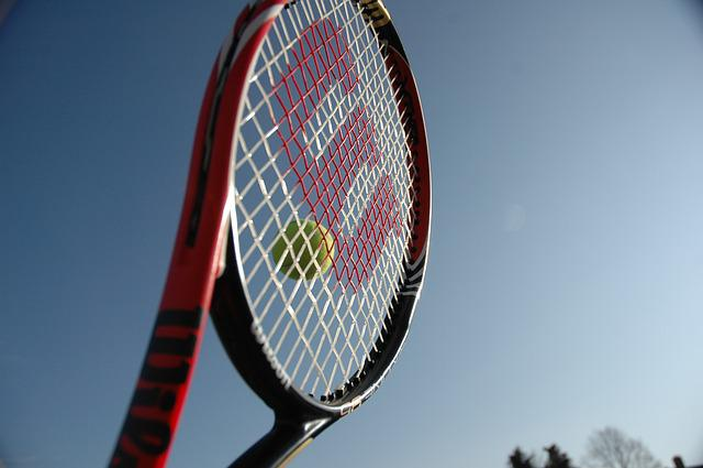 Wilson, Tennis Racket, Jonathan Markson Tennis