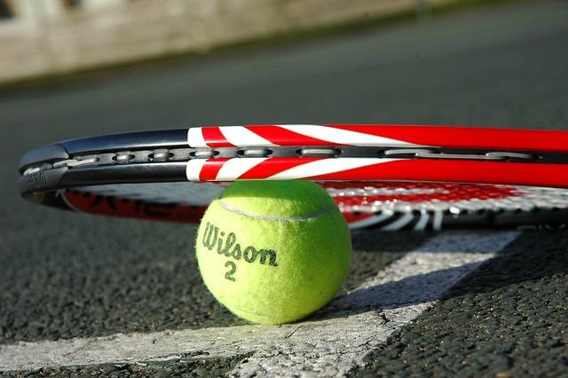 Tennis Racket, Tennis Ball, Tennis