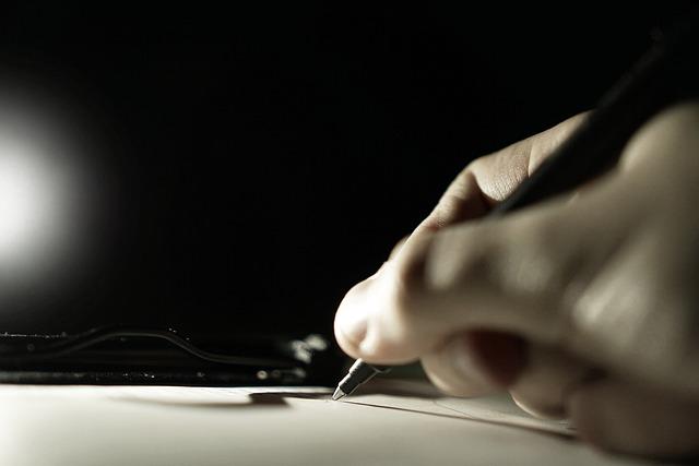 Pen, Write, Paper, Terminal Board, Writing Tool, Office