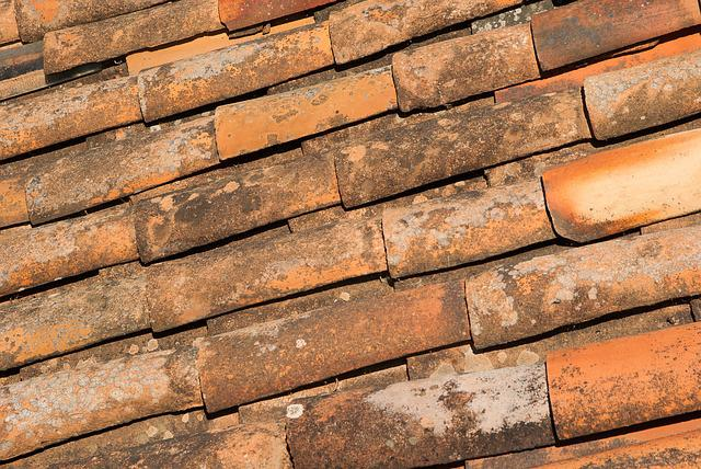Tiles, Roofing, Terracotta, Roof