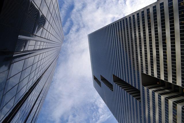 Skyline District, Houston, Texas, Architecture, Office