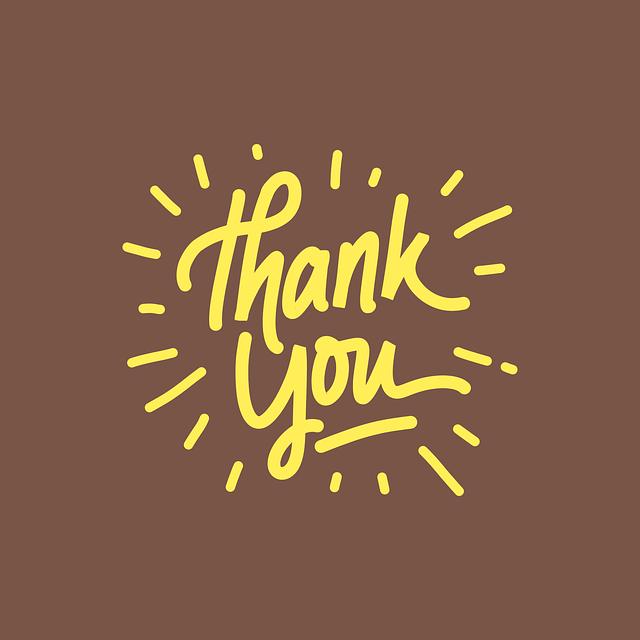 Thank, Card, Vintage, Greeting, Celebration, Text