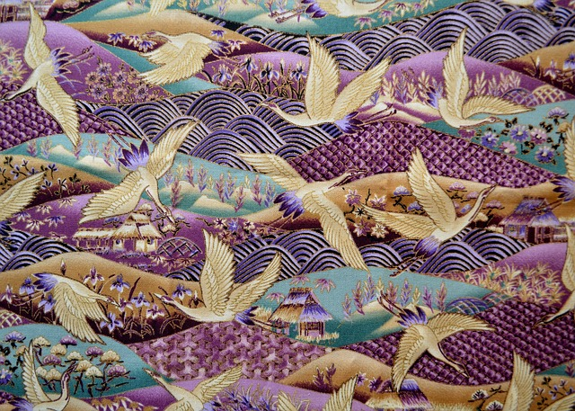 Textile, Fabric, Cloth, Pattern, Texture, Design