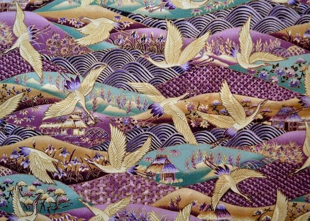Textile, Fabric, Cloth, Pattern, Texture, Design