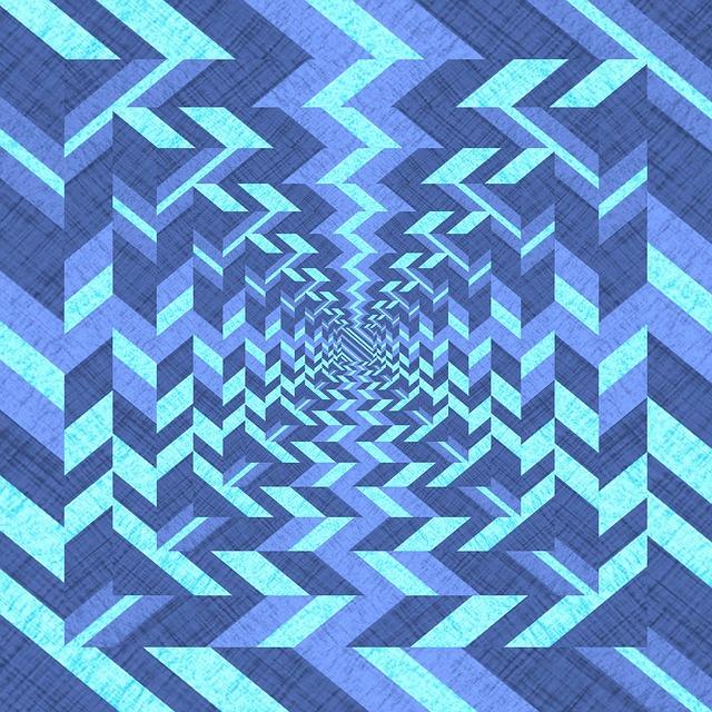 Fabric, Texture, Textile, Cotton, Blue, Stripes