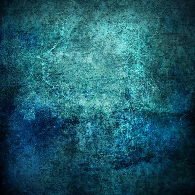 Background, Grunge, Vintage, Texture, Old, Paper, Blue