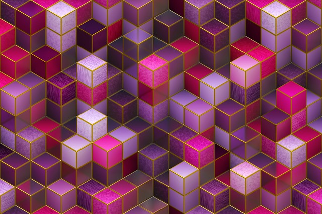 Cube Surface, Texture, Background, Backgrounds