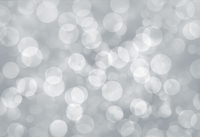 Bokeh, Silver, Grey, Overlay, Background, Texture, Gray