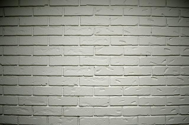 Free Photo Texture Brick Wall Black And White