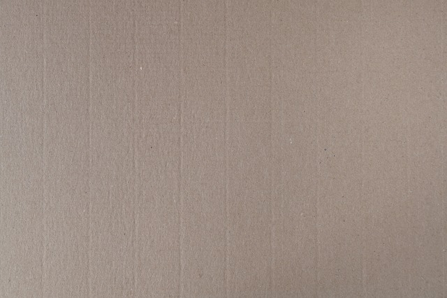 Corrugated Board, Cardboard, Fine, Brown, Texture