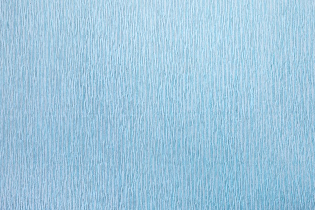 Texture, Corrugated Paper, Blue
