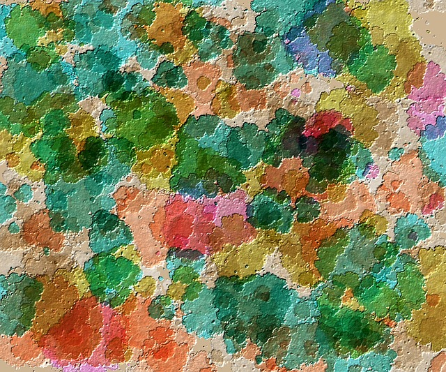 Texture, Filling, Color Rain, Abstract, Design