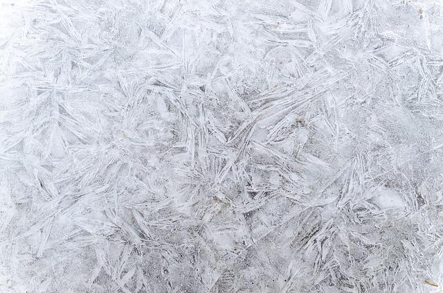 Winter, Cold, Surface, Ice, Texture, Frost, Background