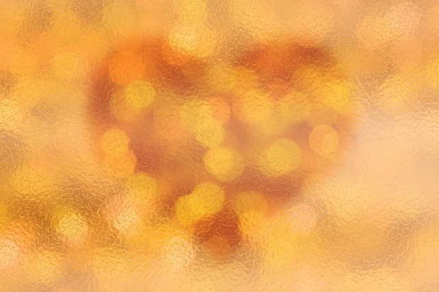 Heart, Love, Pattern, Texture, Bokeh, Glass