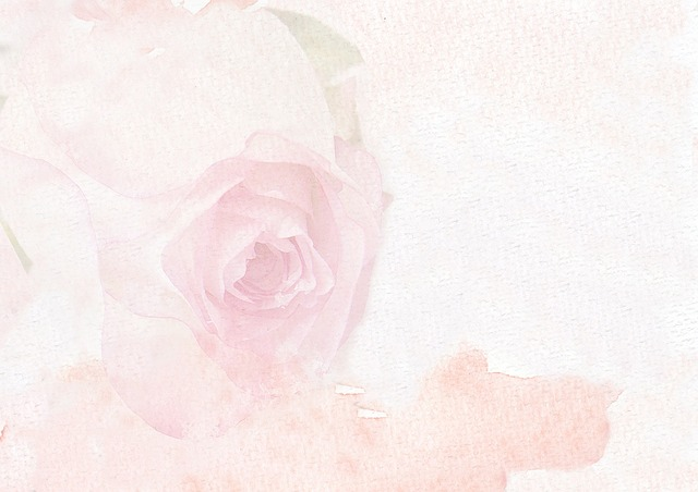 Heart, Key, Rose, Texture, Stationery, Structure