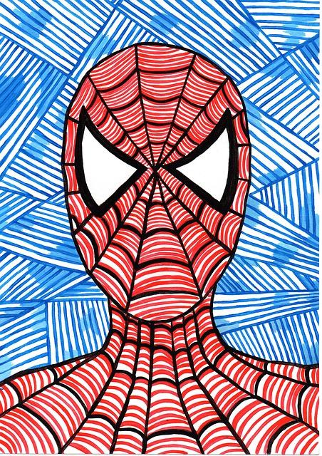 Hero, Lines, Texture