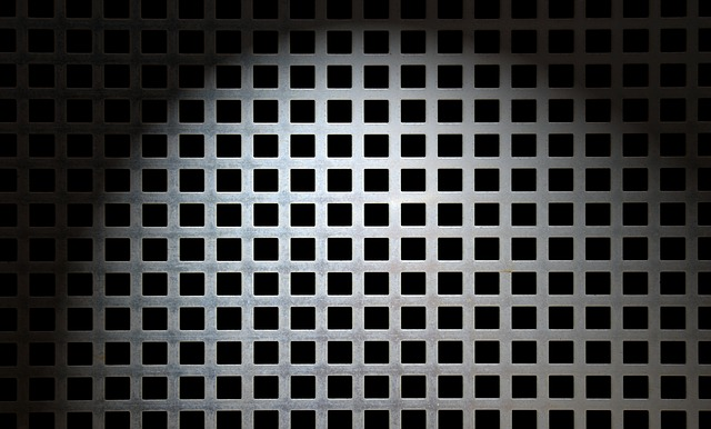 Grid, Metal, Background, Texture, Material, Graphic