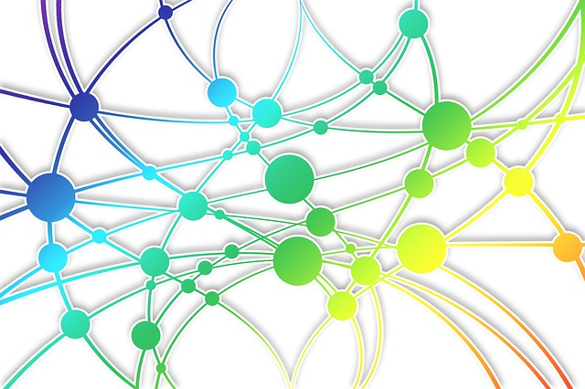 Network, Connection, Structure, Knot, Texture, Pattern