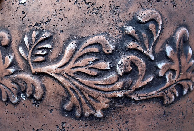 Emboss, Ornament, Theme, Clay, Decoration, Texture, Old