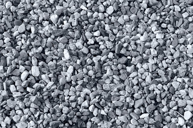 Pebbles, Stone, Texture, Model, The Structure Of The