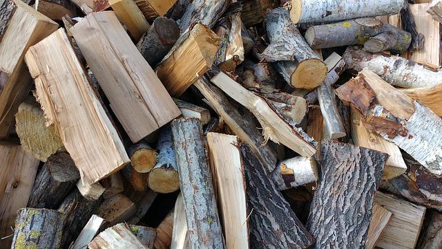 Wood, Plates, Natural, Texture