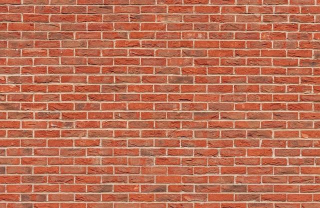 Wall, Brick Wall, Texture