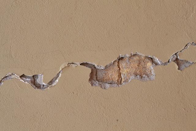 Concrete, Cracked, Textured