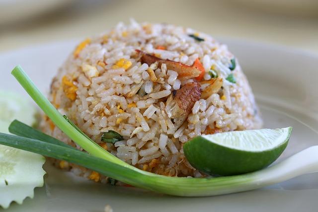 Fried Rice, Thai Food, Thai Cuisine, Food, Rice