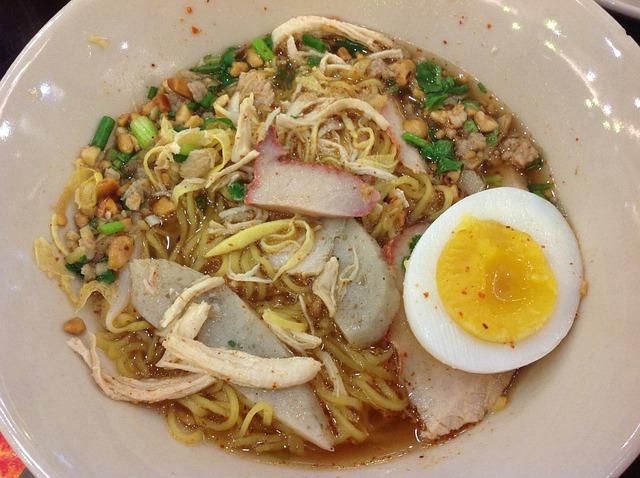 Kaban, Food, Thailand Language