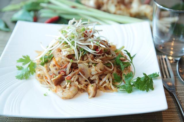 Pad Thai, Noodles, Thai, Pad, Asian, Dish, Thailand