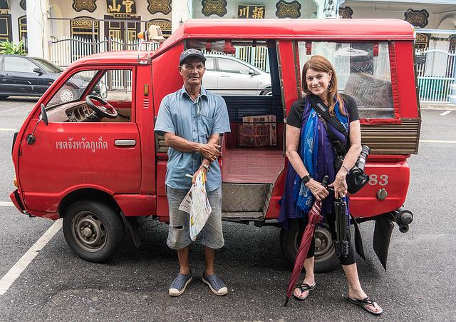Phuket, Thailand, People, Person, Tuk Tuk
