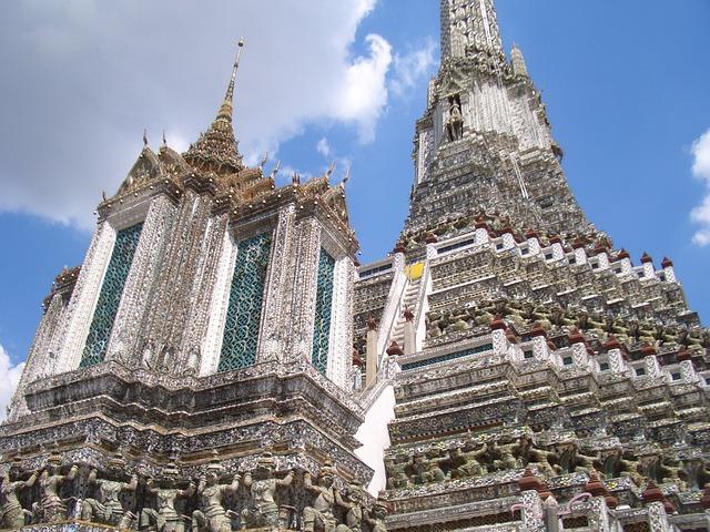 Thailand, Temple
