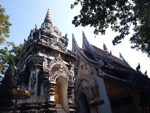 Wat Phra That Doi Noi, Payoa, Thailand
